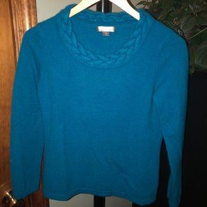 Women's Cashmere Charter Club sweater
